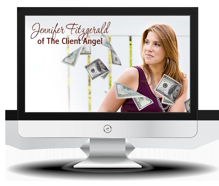 Jennifer Fitzgerald 'The Client Angel'