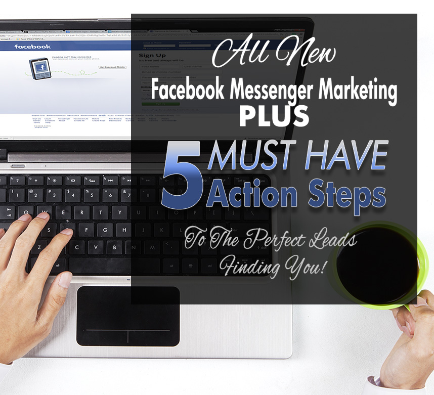 All New Facebook Messenger Marketing