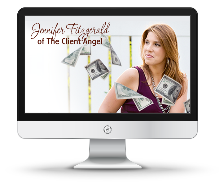 Jennifer Fitzgerald 'The Client Angel'