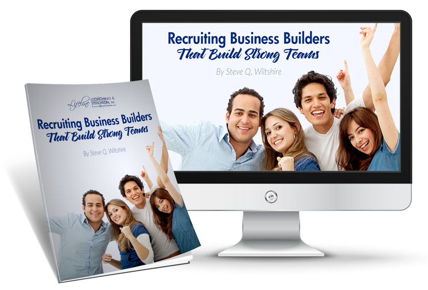 Recruiting Business Builders